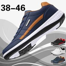 casual shoes, Sneakers, Plus Size, Men's Fashion