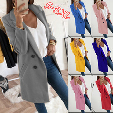 Casual Jackets, Plus Size, Overcoat, winter fashion