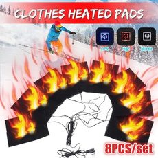 Vest, Fiber, clothwarmer, vestheatingpad