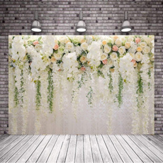 weddingparty, decoration, wallflower, Romantic