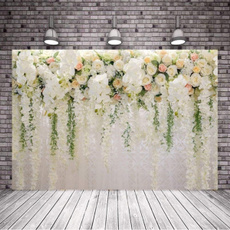 weddingparty, Decor, wallflower, Romantic