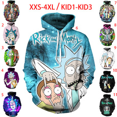 3d sweatshirt men, hooded, Winter, Clothing
