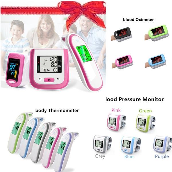 digitalbloodpressuremonitor, fingerpulseoximeter, Monitors, Medical Supplies & Equipment