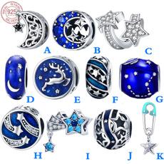 Charm Bracelet, Beaded Bracelets, Star, diybracelet