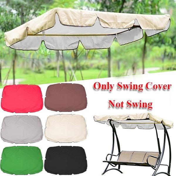 Outdoor Garden Patio Swing Canopy