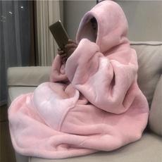 peignoirfemme, Fleece, snuggiesblanket, bathrobewomen