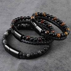 Charm Bracelet, Stainless Steel, gothicbracelet, Bracelet