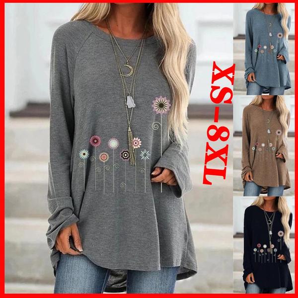 blouse, Plus Size, Necks, Sleeve