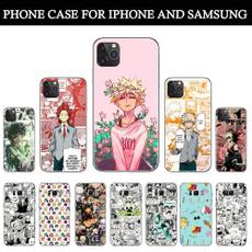 Samsung phone case, case, samsungs10case, myheroacademia