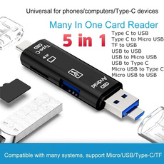 usbtypecadapter, memorycardreader, otgadapter, usb