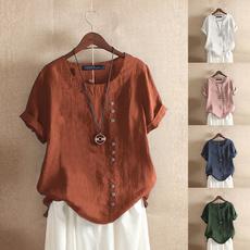 cottonblouse, blouse, Shorts, Algodón