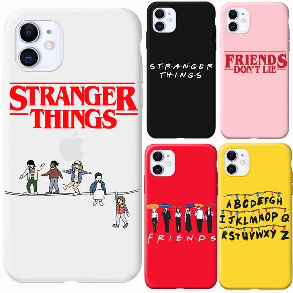 Stranger Things iphone 11 case