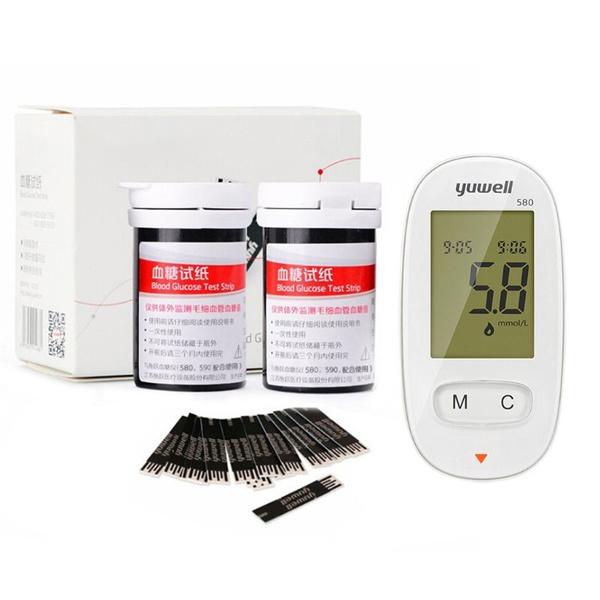 Prestige smart system glucose test strips