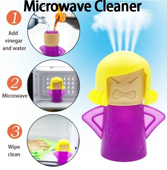 Steam Cleaner Angry Mama Kitchen Gadget