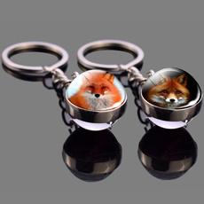 Llaves, foxjewelry, Fox, Key Chain