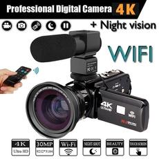 Touch Screen, videocamera, Digital Cameras, hdcamera