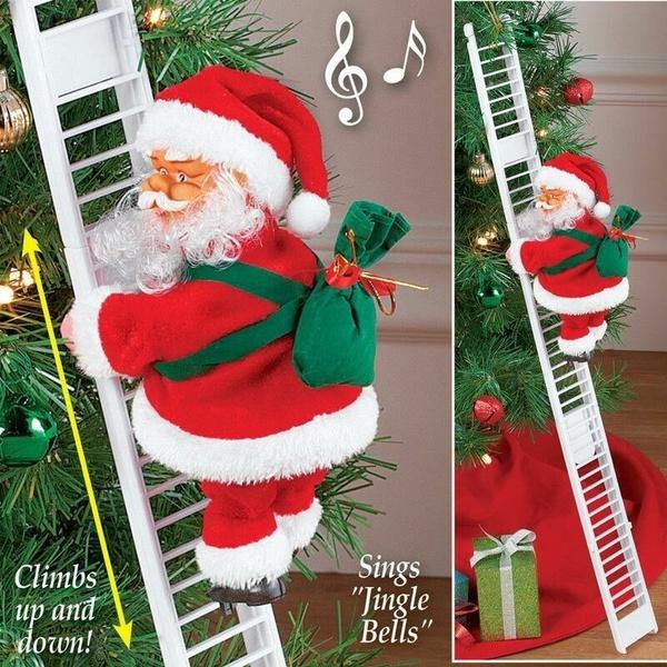 xmasdecor, Home Decor, Christmas, stair