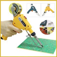 Iron, handheldsoldering, Tool, solderingtingun