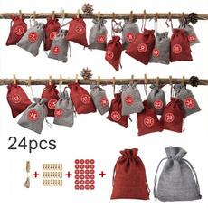christmascalendarbag, christmascalendargiftbag, Home Decor, Gifts