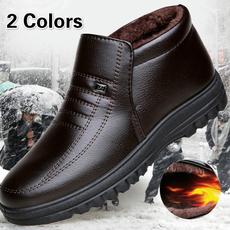 furshoe, Fashion, Cotton, leather shoes
