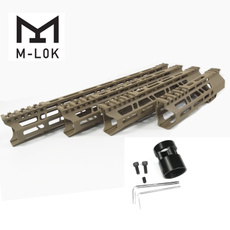 Gun Accessories, Dark, Earth, mlokrail