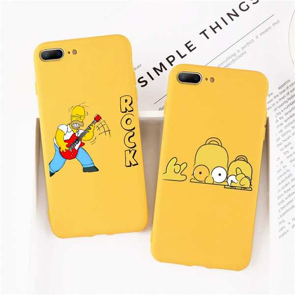 cover iphone 8 plus homer