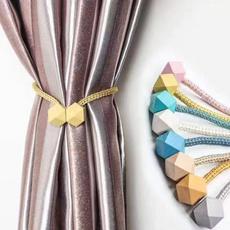 Decor, Fashion, curtainstrap, Magnetic