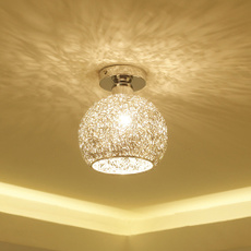 Bathroom, Modern, ceilinglamp, lights