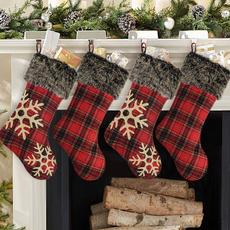 christmasstockingspersonalised, stockingshanger, fur, Christmas