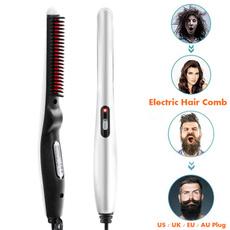 hair, Electric, Electric Hair Comb, beardstyler