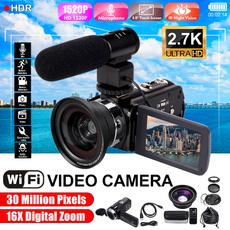 Microphone, videocamera, Digital Cameras, 1080pcamcorder