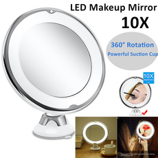 Makeup Mirrors, Bathroom, led, Home Decor