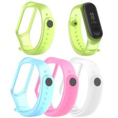 xiaomimiband4, Wristbands, Silicone, Bracelet