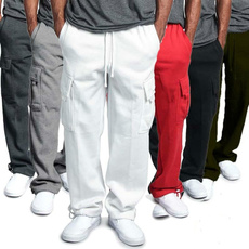 trousers, sport pants, Waist, Elastic