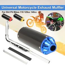 Mufflers, 125ccpitbikepart, performance, tailpipe