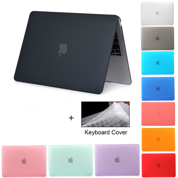 """Keyboard Cover SERENITY BLUE Macbook Pro 15/"""" A1707//A1990 Touch Bar Matte Case"""