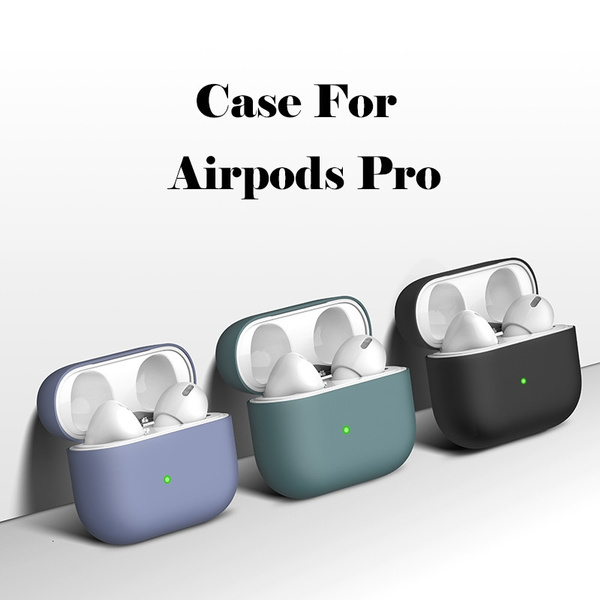 Silicone Case For Airpods Pro Airpods 2 Airpods 1 Protective