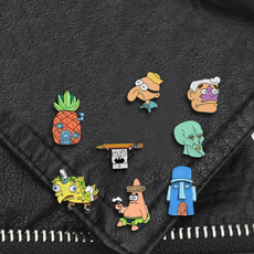 fashionbrooch, Fashion, Sponge Bob, Backpacks