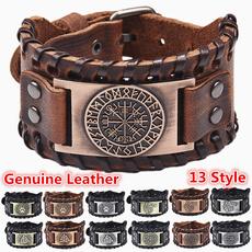 Men Jewelry, handwovenbracelet, Jewelry, genuineleatherbracelet