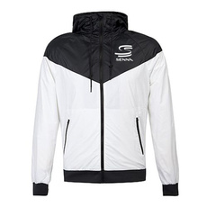 Casual Jackets, hooded, senna, windproofjacket