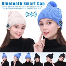 Warm Hat, Beanie, warmbeaniehat, Bluetooth
