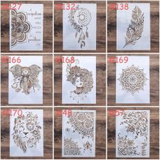 album, Decorative, stencil, scrapbookingphoto