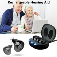 case, Mini, digitalhearingaid, minihearingaid