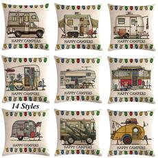 Fashion, Home Decor, retrorvserie, Pillowcases