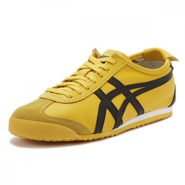 onitsuka tiger mexico 66 yellow zapatillas 60
