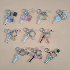 K-Pop, Fashion, Key Chain, Jewelry