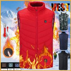 Vest, sleevelessvest, Men's vest, winter coat