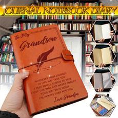 pocketbook, leather, Journal, notepad