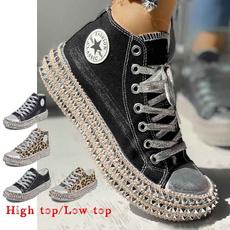 Flats, Sneakers, Plus Size, Platform Shoes
