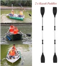 aluminumalloyboatpaddle, detachablekayakpaddle, Blade, paddle